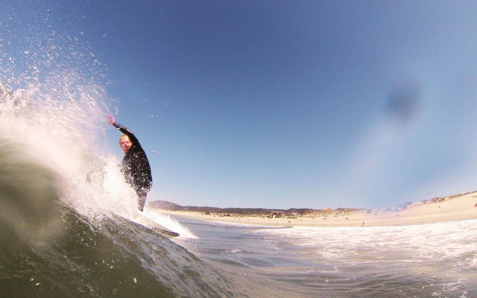 Michi Layback Surfcoaching