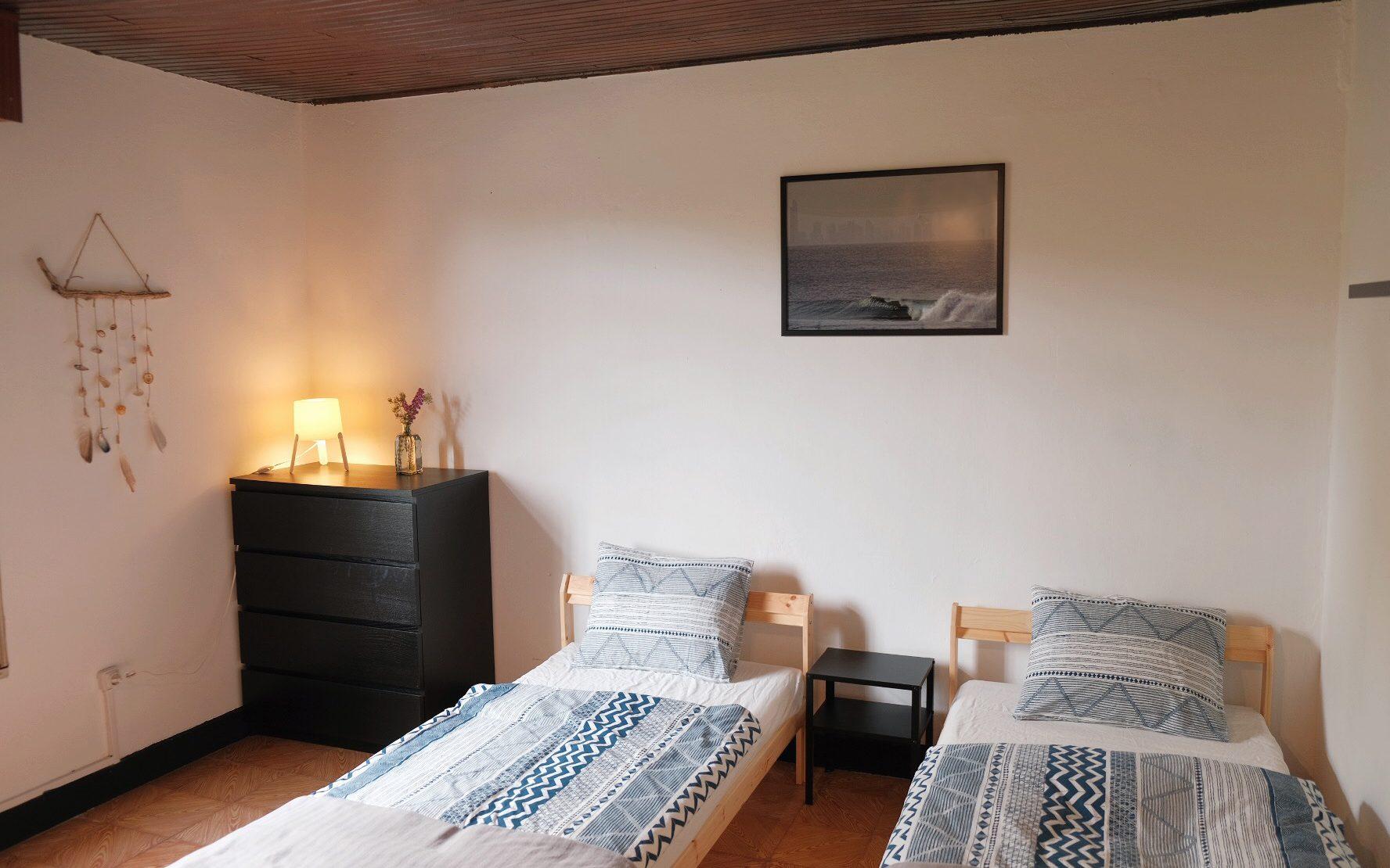 Shared room / 4 Bett-Zimmer